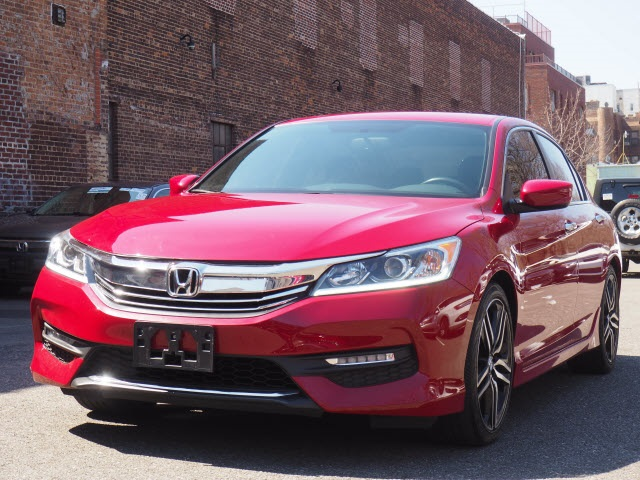Honda Accord Sport Special Edition >> Certified Pre Owned 2017 Honda Accord L Brooklyn Near New York City