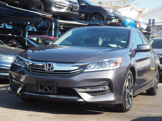 Certified Pre Owned 2017 Honda Accord Ex L