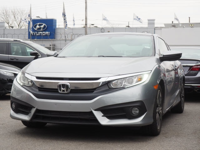 Pre Owned 2016 Honda Civic Ex T 2d Coupe In Brooklyn Uh4938l Plaza