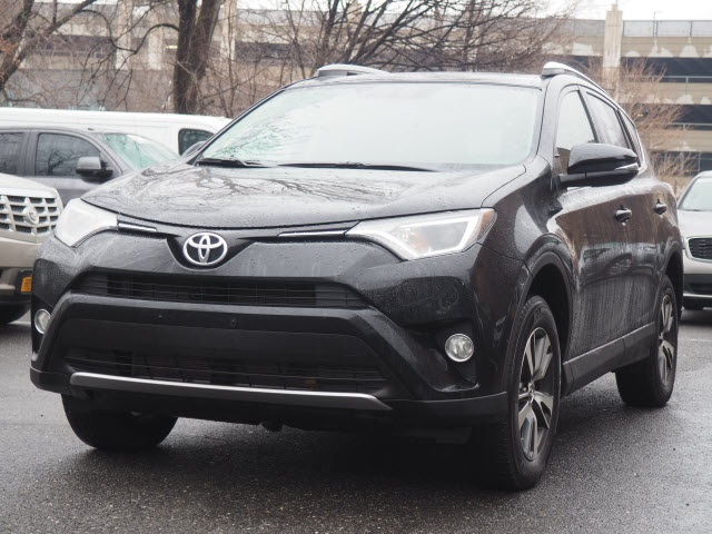 Certified Pre Owned 2016 Toyota Rav4 Xle 4d Sport Utility In Brooklyn Ut1866p Plaza Honda