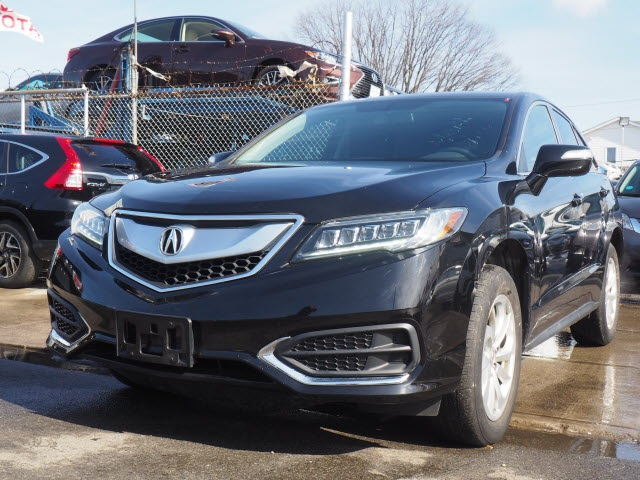 Certified Pre Owned 2016 Acura Rdx Base 4d Sport Utility In Brooklyn Ua3519p Plaza Honda