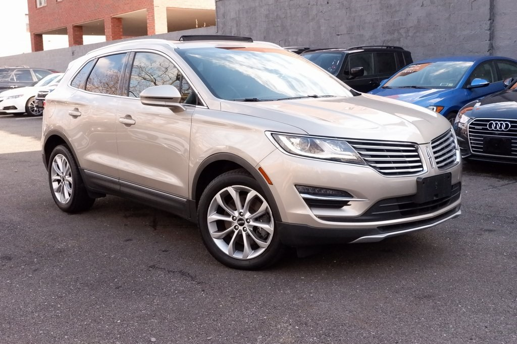 Certified Pre-Owned 2015 Lincoln MKC Select