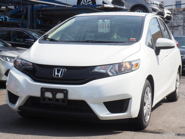 Certified Pre Owned 2017 Honda Fit Lx 4d Hatchback In Brooklyn Uh5070p Plaza