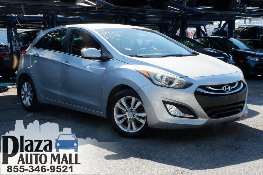 Certified Pre-Owned 2014 Hyundai Elantra GT Base