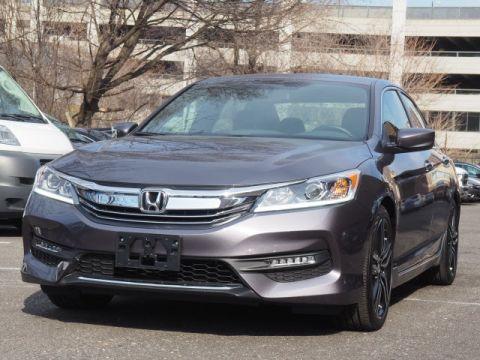 Certified Pre-Owned 2016 Honda Accord Sport