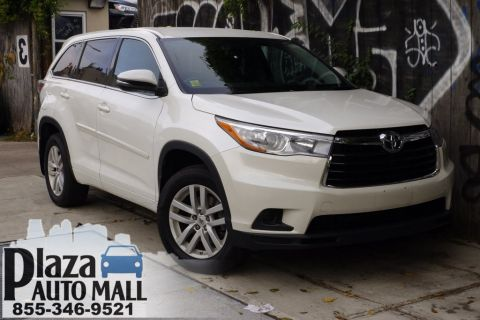 Certified Pre-Owned 2015 Toyota Highlander LE V6