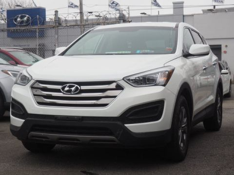 Certified Pre-Owned 2016 Hyundai Santa Fe Sport 2.4 Base