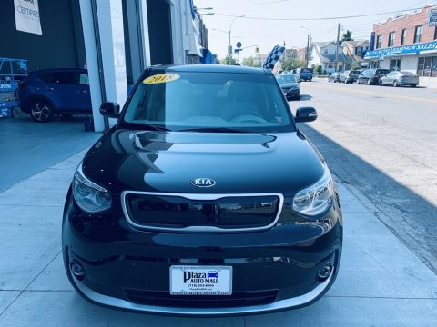 Pre-Owned 2018 Kia Soul EV Plus